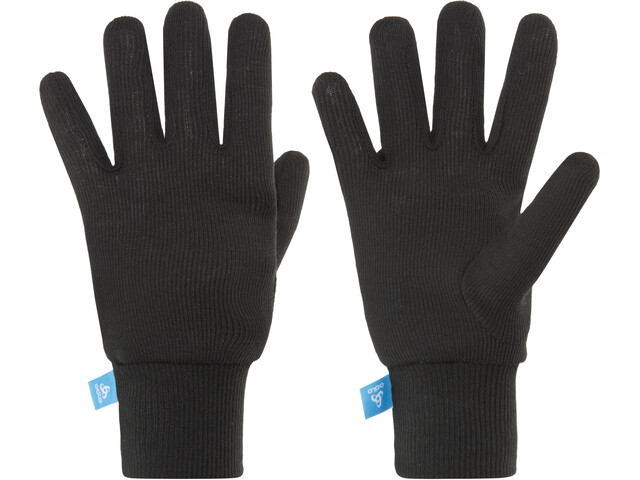 Odlo Originals Warm Handschoenen Kinderen, black